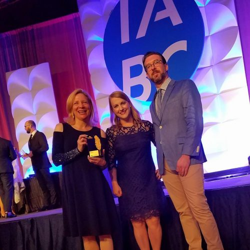 Ingram Barge team wins IABC Gold Quill at World Conference, Washington D.C.